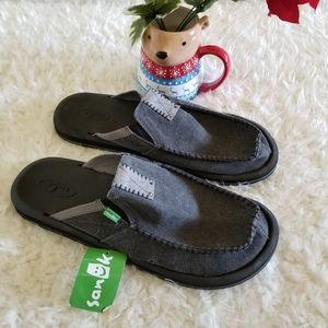 Sanuk Men's Back II Sandals